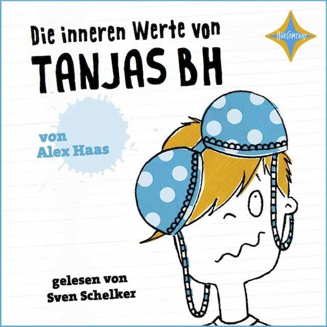 """""""Die inneren Werte von Tanjas BH"""" Hörbuch-Cover"""