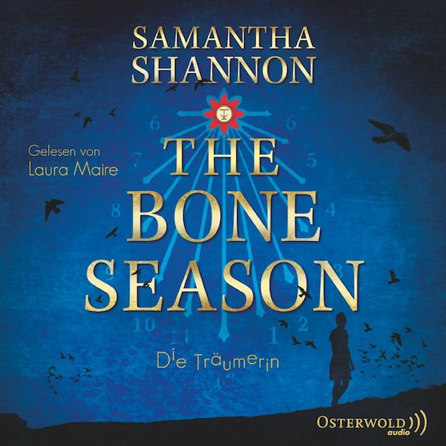 Samantha Shannon: The Bone Season – Die Träumerin (Cover)