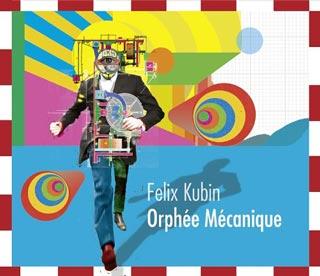 »Orphée Mécanique« Cover