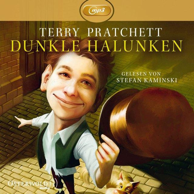 Dunkle Halunken (Cover)