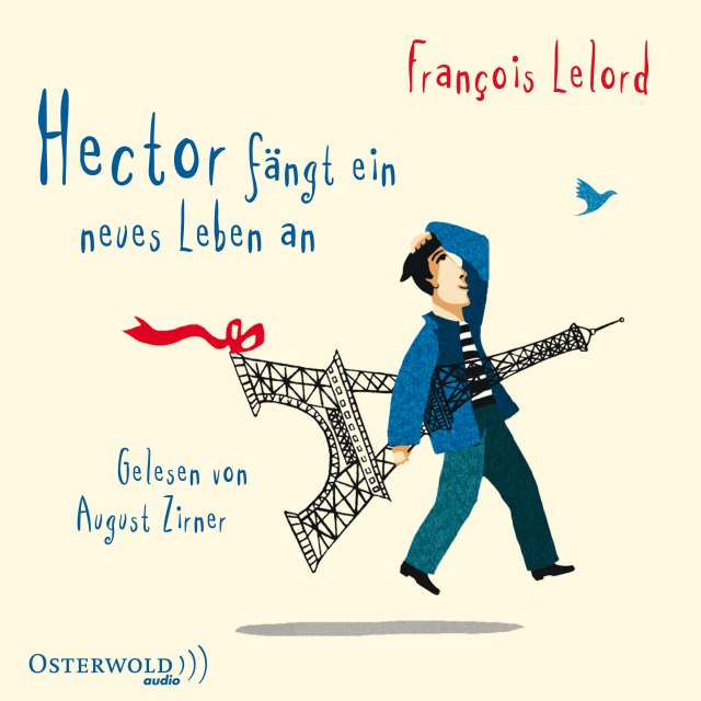 Hector fängt ein neues Leben an (Hörbuch-Cover)